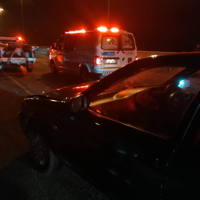 Two collisions on the N1