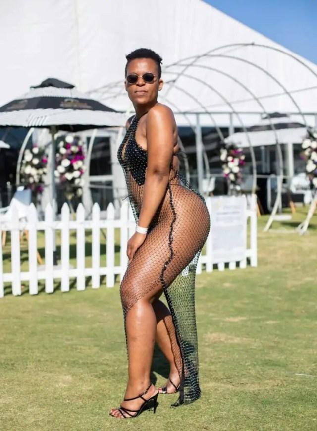 Zodwa Wabantu at Durban July 2019