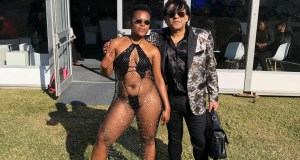 Zodwa Wabantu at Durban July 2019