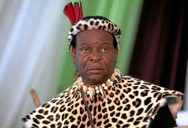 Zulu royal family