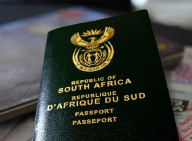 visa-free countries South Africans