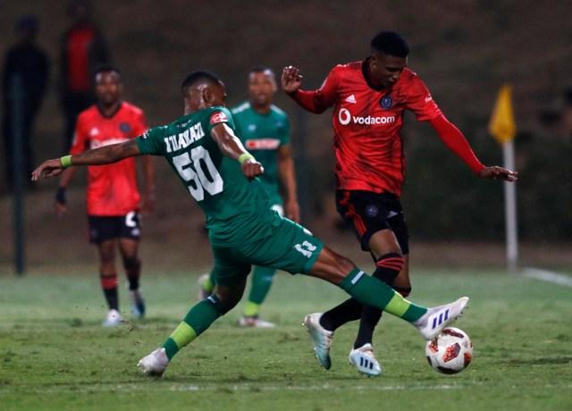 AmaZulu 0 - 0 Orlando Pirates