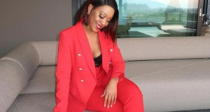 Buhle Samuels left heartbroken