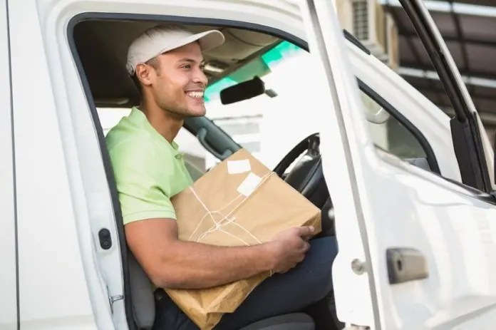 Courier-Driver