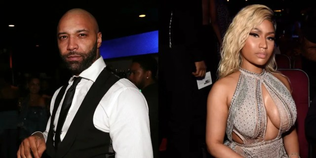 Nicki Minaj and Joe Budden1