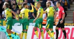 Norwich City 3-1 Newcastle United