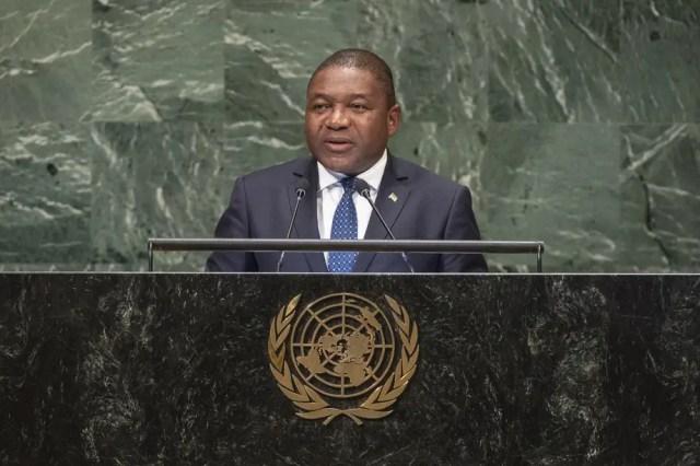 President Filipe Jacinto