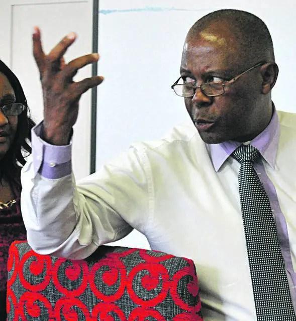 Reverend Welcome Simelane