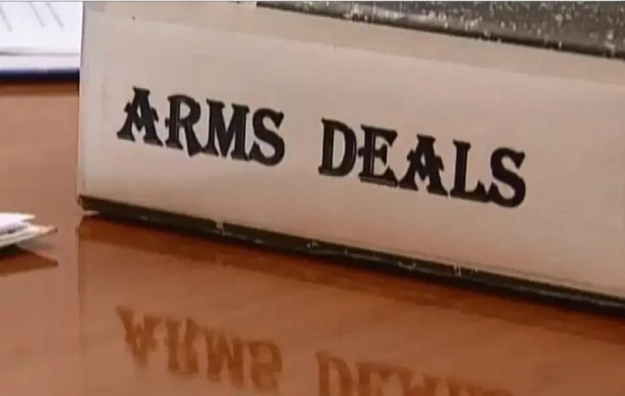 Seriti Arms Deal Commission.