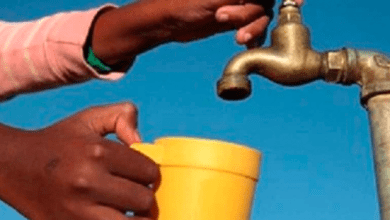 Photo of Study – One out of every five informal settlement residents has no access to water
