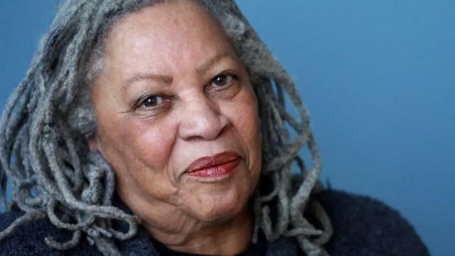 Toni Morrison has died