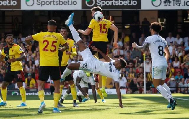Watford 1 - 3 West Ham United