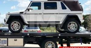 2018 Maybach G650 Landaulet