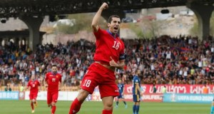 Armenia 4 - 2 Bosnia-Herzegovina