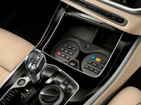 BMW X5 Inside