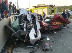 Durban crash