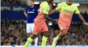 Everton 1 - 3 Manchester City