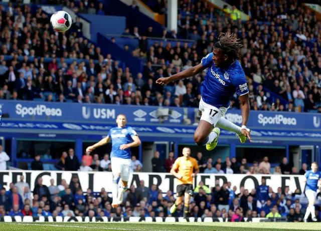 Everton 3 - 2 Wolves