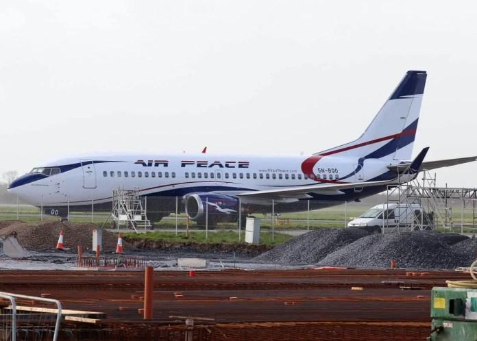 Free flight for Nigerians