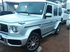 Mercedes Benz G-Wagon