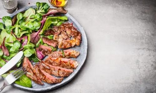 Grass-fed Steak