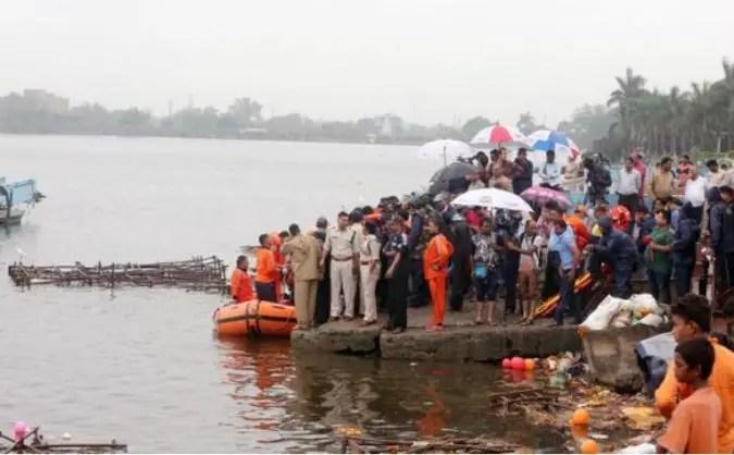 India in religious ceremony