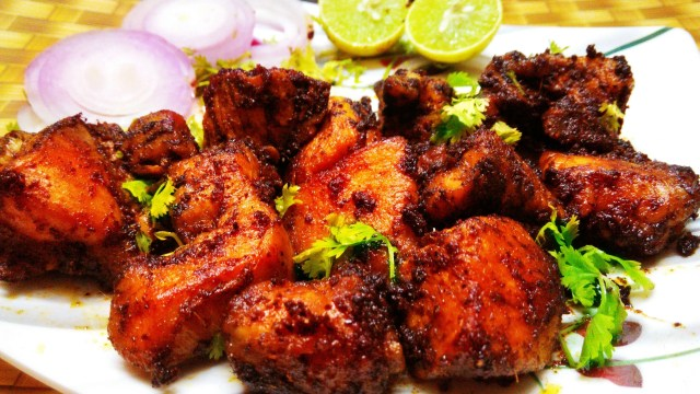 Indian fried chicken