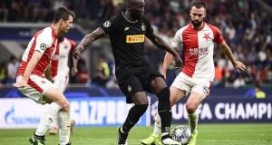 Inter Milan 1 - 1 Slavia Prague