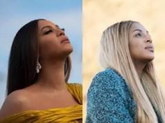Jessica Nkosi and Beyonce