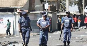 Joburg CBD clashes