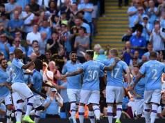 Manchester City 8 - 0 Watford