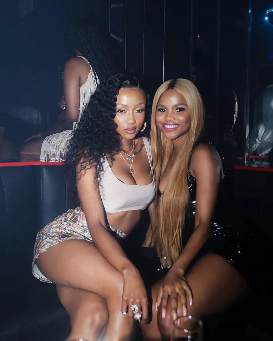 Moozlie and Khanya Mkhangisa