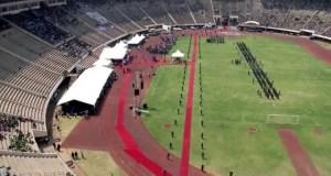 Mugabe's funeral