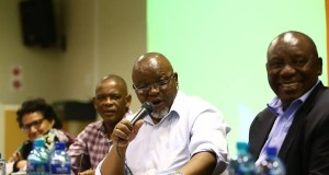 African National Congress National Executive Committee meeting
