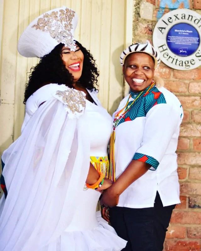 Nomsa Buthelezi wedding