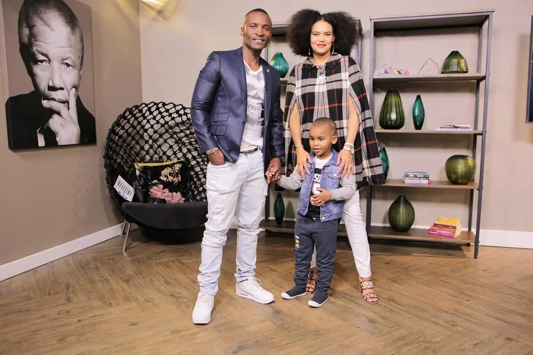 Former OPW host Phumeza Mdabe's blind son is a fighter | News365.co.za