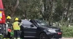 Range Rover Bomb