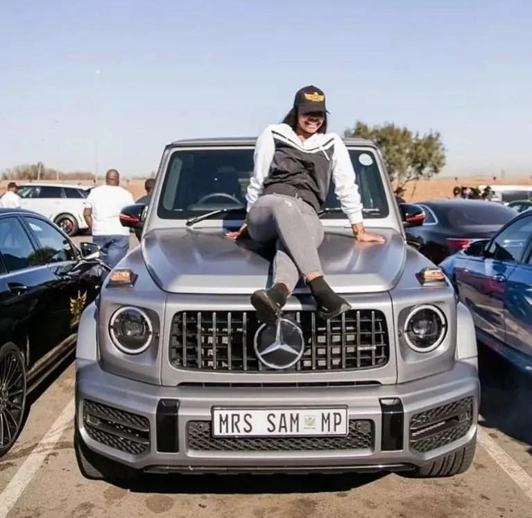 Sam Mshengu Cars