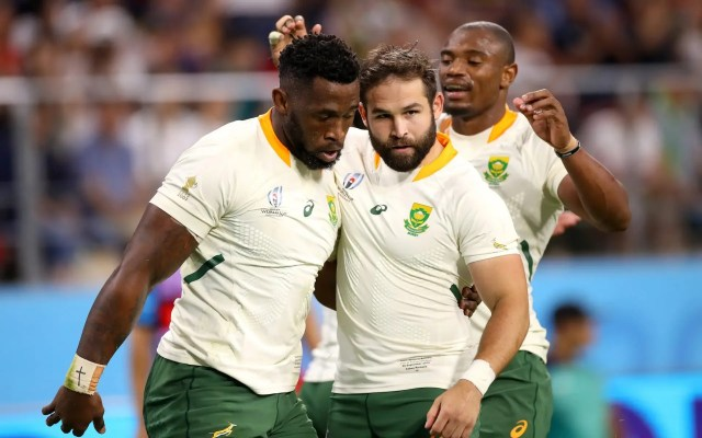South Africa beat Namibia 57-3