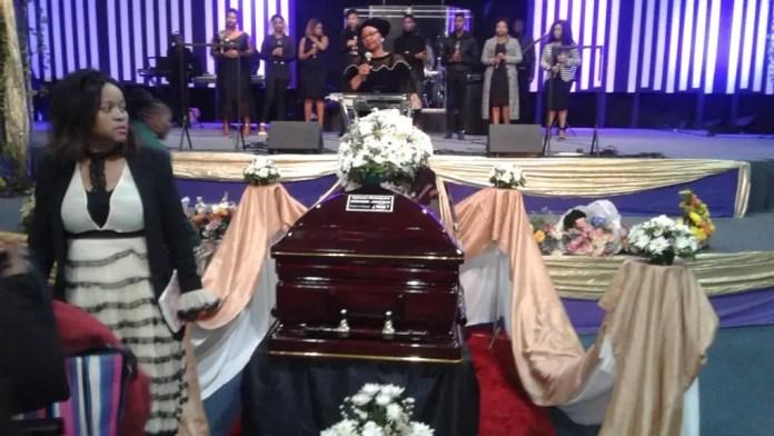 Uyinene Mrwetyana Funeral