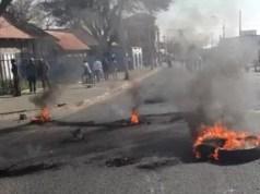 Violence in Joburg