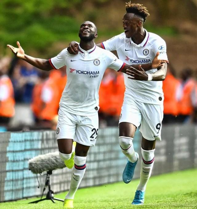 Wolves 2 - 5 Chelsea