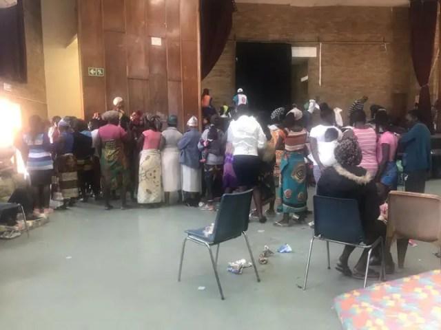 Zimbabweans in SA