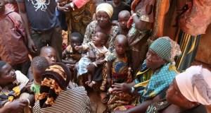 600 Burundian refugees