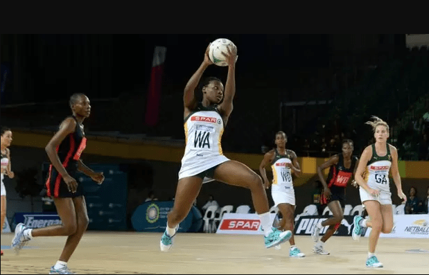 Africa Netball Cup champions