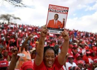 Botswana Democratic Party
