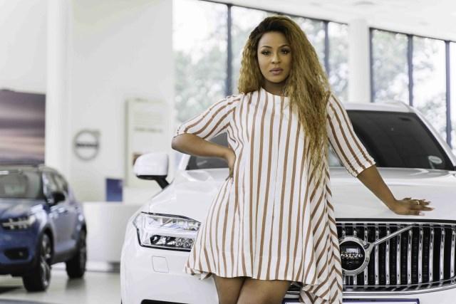 Jessica Nkosi Volvo Upgrade