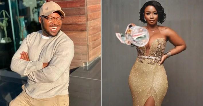 Khaya Dlanga and Boity Thulo