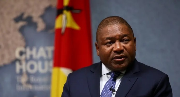 Mozambique president