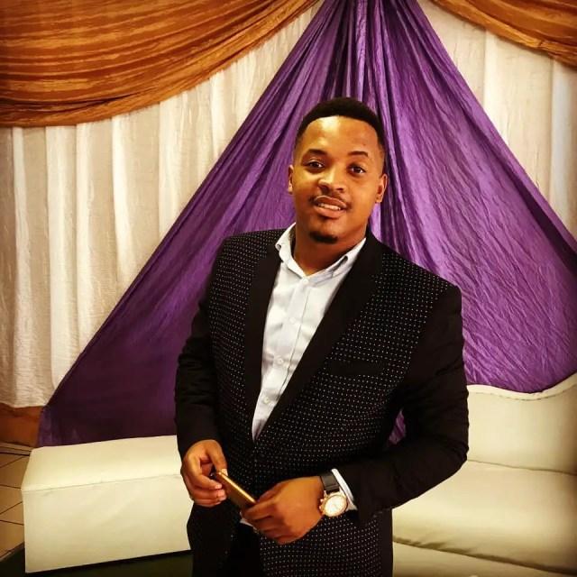 Pastor Cedric Zulu